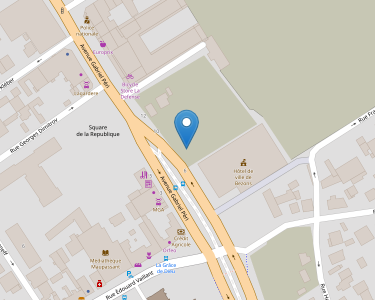 Adresse MAIRIE DE BEZONS