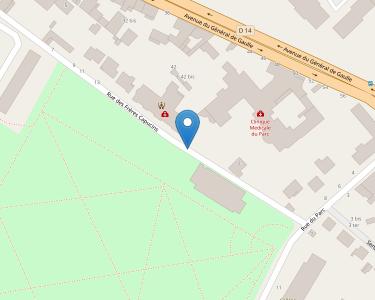Adresse SA LA MAISON DU PARC