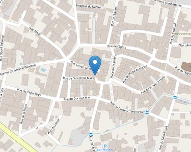 Adresse CCAS DE MARAUSSAN