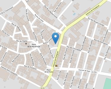 Adresse CCAS PONTEILLA
