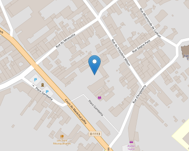 Adresse CCAS DE PODENSAC