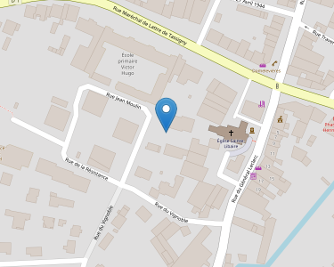 Adresse CCAS DE DAMELEVIERES