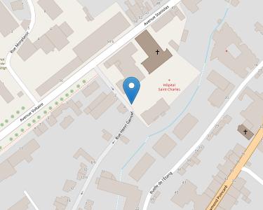Adresse CENTRE HOSPITALIER SAINT-CHARLES DE COMMERCY