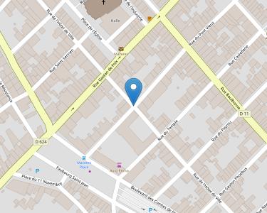 Adresse CCAS DE MAZERES