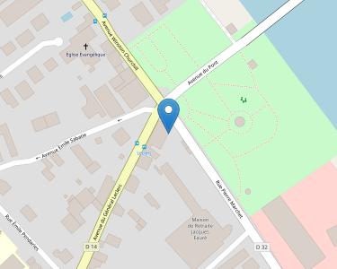 Adresse EHPAD SAINT-JACQUES