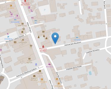 Adresse COMMUNE DE BAGNERES-DE-LUCHON