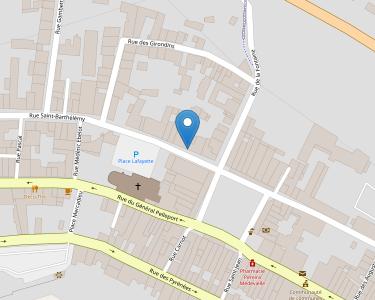 Adresse CCAS DE MONTREJEAU
