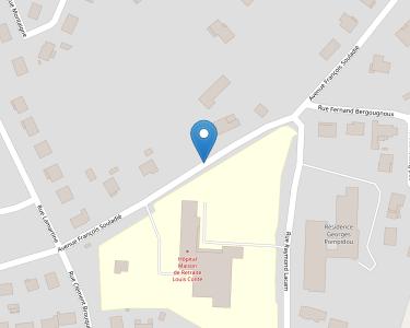 Adresse CENTRE HOSPILATIER LOUIS CONTE