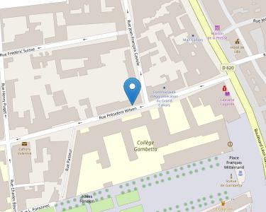 Adresse CCAS DE CAHORS