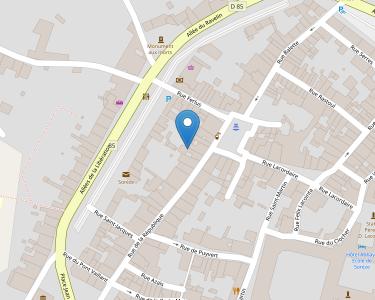 Adresse CCAS DE SOREZE