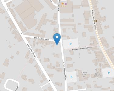 Adresse ASSOCIATION LOCALE ADMR - ST SULPICE