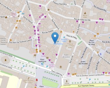 Adresse ASSOCIATION MAISON DE L'AMITIE