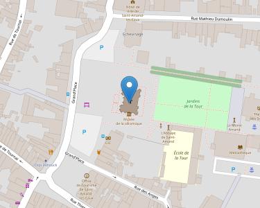 Adresse CENTRE HOSPITALIER DE SAINT-AMAND-LES-EAUX