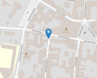 Adresse CCAS DE CAMBRAI