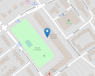 Adresse CCAS DE RONCHIN