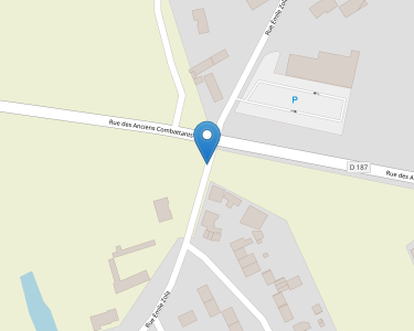 Adresse CCAS D'ISBERGUES