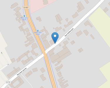 Adresse CENTRE HOSPITALIER BETHUNE BEUVRY