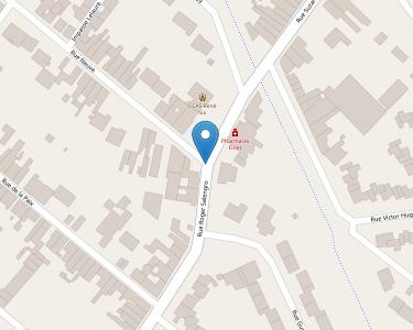 Adresse CCAS DE MONTIGNY EN GOHELLE