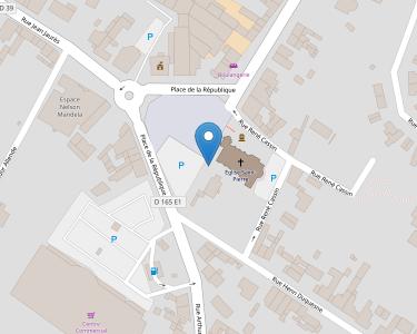 Adresse CCAS DE VERMELLES