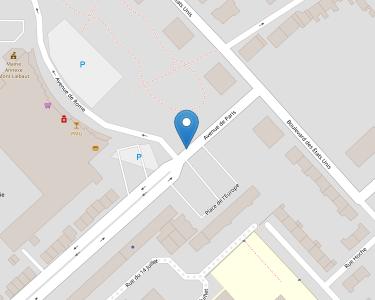 Adresse UDAPEI 62