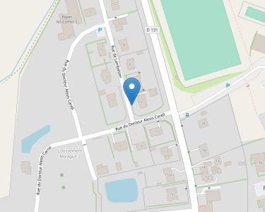 Adresse EHPAD RESIDENCE DE LA ROCHEFOUCAULD
