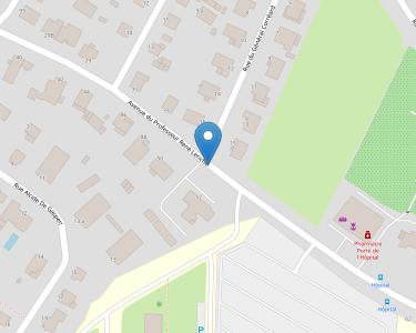 Adresse CENTRE HOSPITALIER DE HAGUENAU
