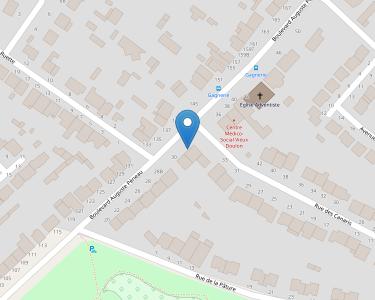 Adresse ASSOCIATION DES CENTRES DE SOINS DE LA REGION NANTAISE