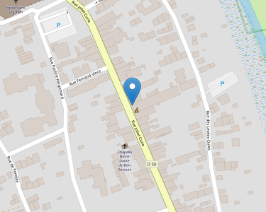 Adresse CCAS DE ST JOACHIM