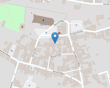 Adresse ADMR COTEAUX DE LA THAU
