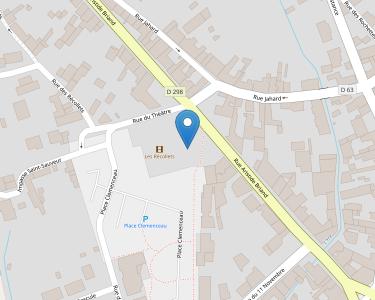 Adresse COMMUNAUTE DE COMMUNES LOIR-LUCE-BERCE
