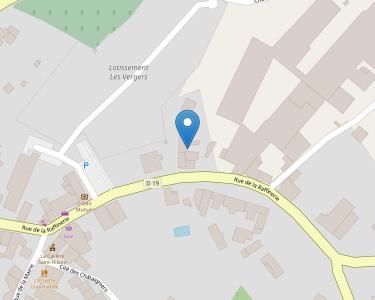 Adresse ADMR DE LA CAILLERE ST HILAIRE