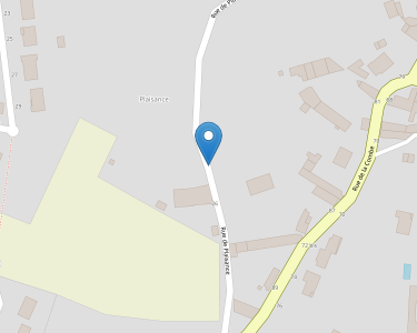 Adresse CCAS DE BENET
