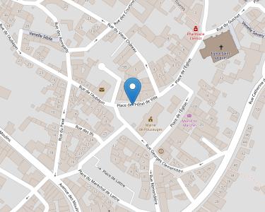 Adresse CCAS DE POUZAUGES