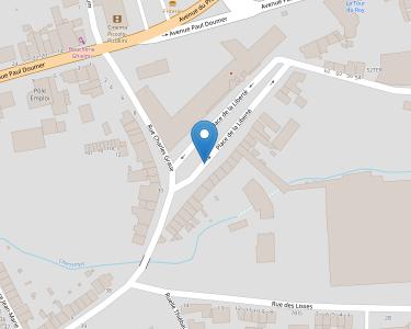 Adresse CENTRE HOSPITALIER DE VERVINS