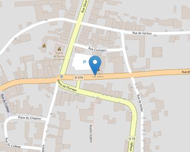 Adresse CCAS DE ROZOY SUR SERRE