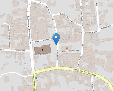 Adresse CCAS DE MERU