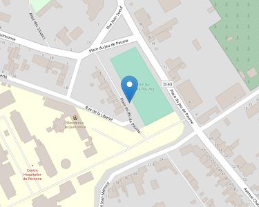 Adresse CENTRE HOSPITALIER DE PERONNE