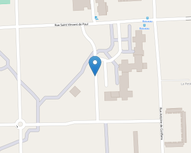 Adresse CENTRE HOSPITALIER D'ANGOULEME