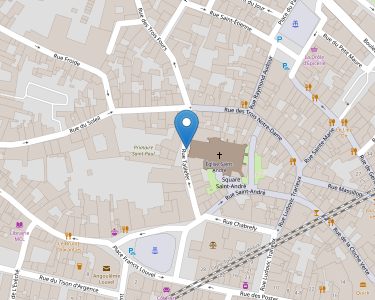Adresse ASSOCIATION SAINTE-MARIE D'ETAGNAC