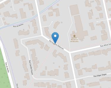 Adresse RESIDENCE DE BEAULIEU