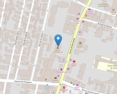 Adresse CCAS DE BISCHHEIM