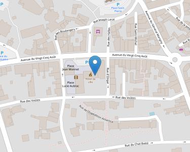 Adresse CCAS DE CERIZAY