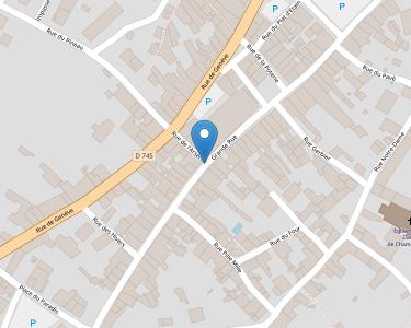 Adresse CCAS DE CHAMPDENIERS ST DENIS