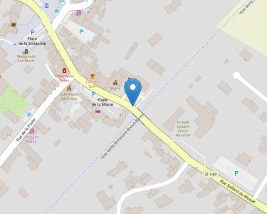 Adresse CCAS DE COURLAY