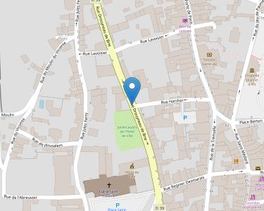 Adresse CCAS DE THOUARS