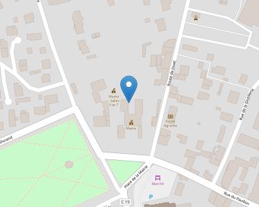 Adresse CCAS MAUZE SUR LE MIGNON