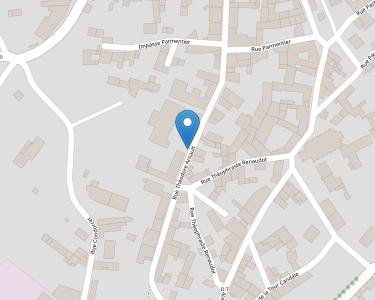 Adresse E.H.P.A.D. DE MIREBEAU
