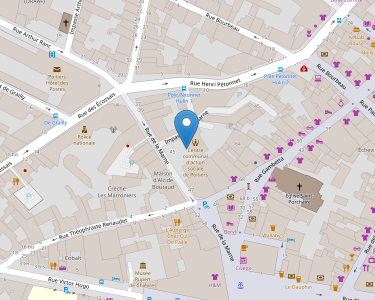 Adresse CCAS DE POITIERS