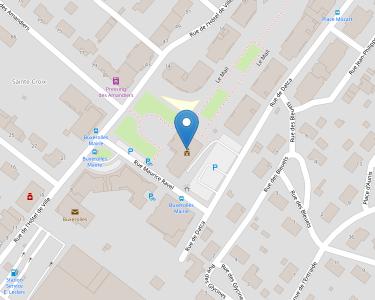Adresse CCAS DE BUXEROLLES