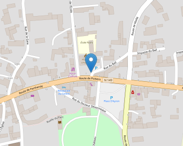 Adresse CCAS DE AYRON